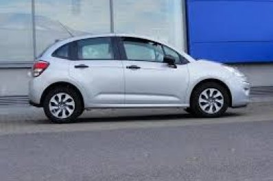 CITROEN C3 car for hire in Paphos Cyprus