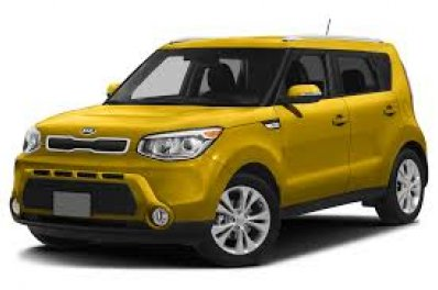 KIA SOUL car for hire in Paphos Cyprus