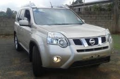 NISSAN X TRAIL 2WD car for hire in Paphos Cyprus