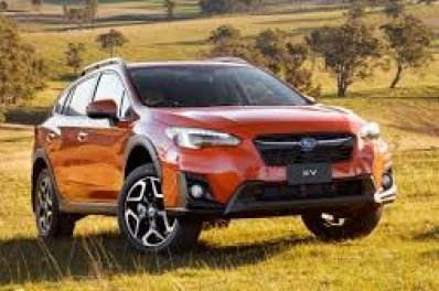 Subaru Xv For Hire In Paphos Cyprus Car Rentals In Paphos Cyprus