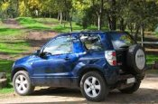 Suzuki Vitara 4WD car for hire in Paphos Cyprus
